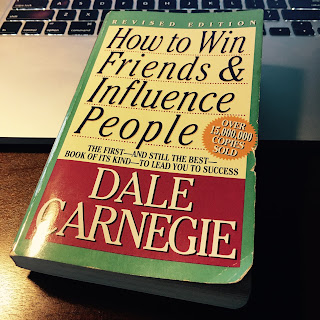 picture of book How to Win Friends & Influence People