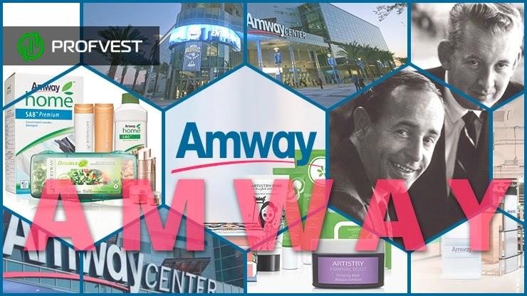 Компания Amway история развития