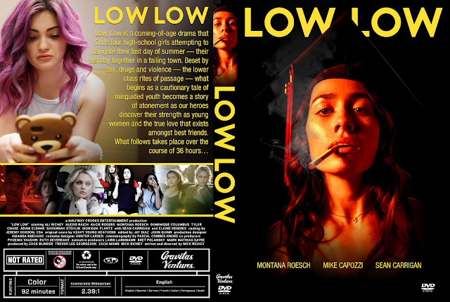 Low Low DVD Cover