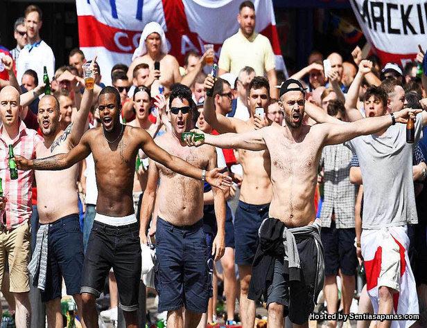 England Hooligan