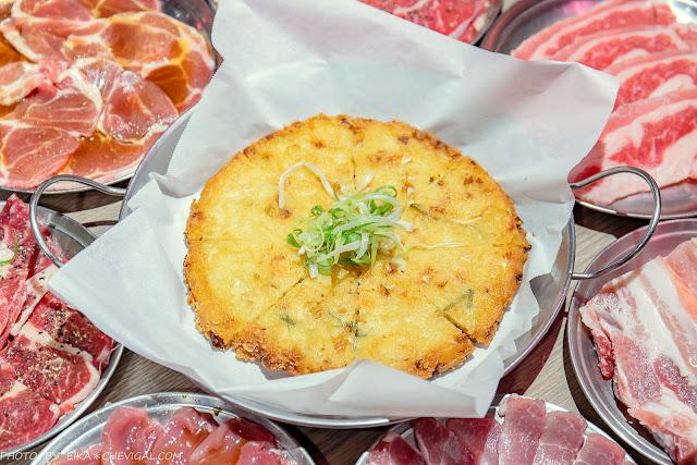 MG 9482 - 熱血採訪│台中韓式烤肉吃到飽!最低只要499元就能吃爽爽,還有超豪華海鮮盤直接送你吃!