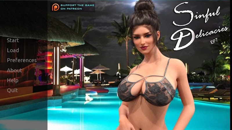 Sinful Delicacies APK [Episode 1-7] Adult Android Game Download