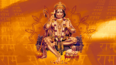 Lord hanuman wallpaper