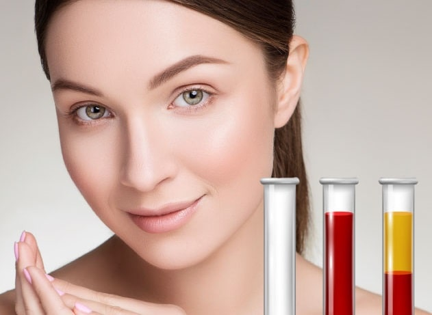 youthful skin prp treatments plasma-rich platelet