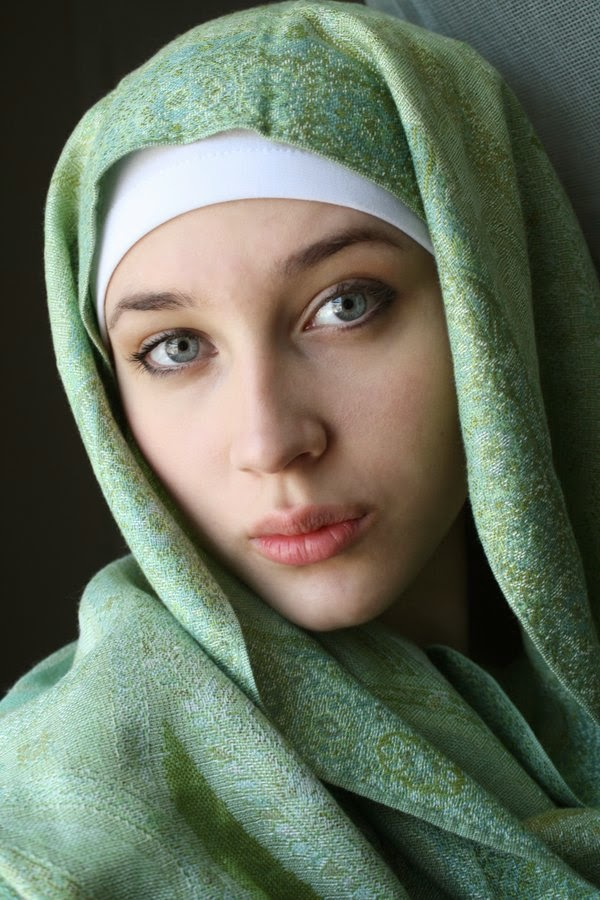 Beautiful  Hot Girls Wallpapers Hijab  Scarf Girls-8848