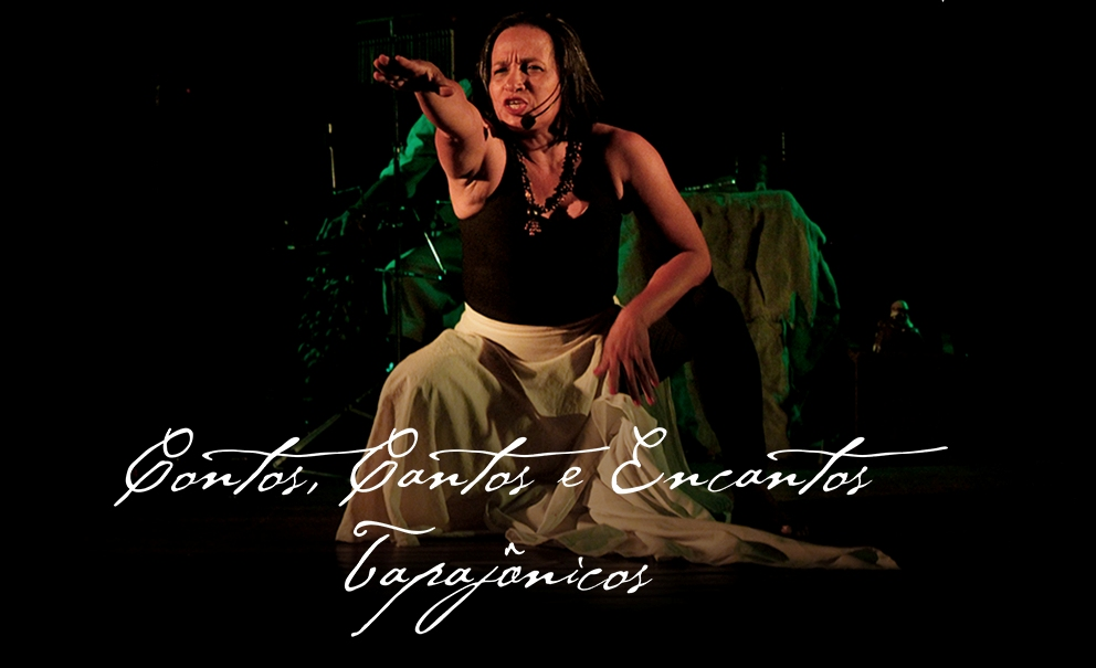 Monólogo Contos, Cantos e Encantos Tapajônicos marca a volta das peças teatrais em Santarém