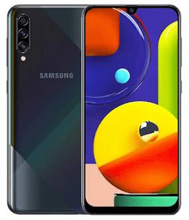Cara Flash Samsung A50s