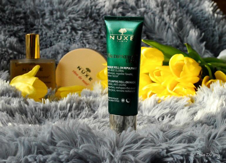 Nuxe Maska Nuxuriance® Ultra Roll-On recenzja