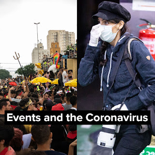 Events And The Coronavirus - What You Need To Know