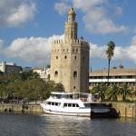 torre del Oro de Sevilla para ver sevilla en 1 dia