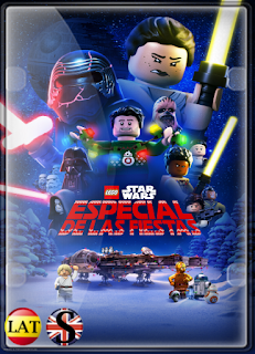 LEGO Star Wars: Especial Felices Fiestas (2020) WEB-DL 720P LATINO/INGLES