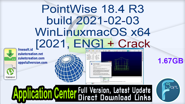 PointWise 18.4 R3 build 2021-02-03 WinLinuxmacOS x64 [2021, ENG] + Crack