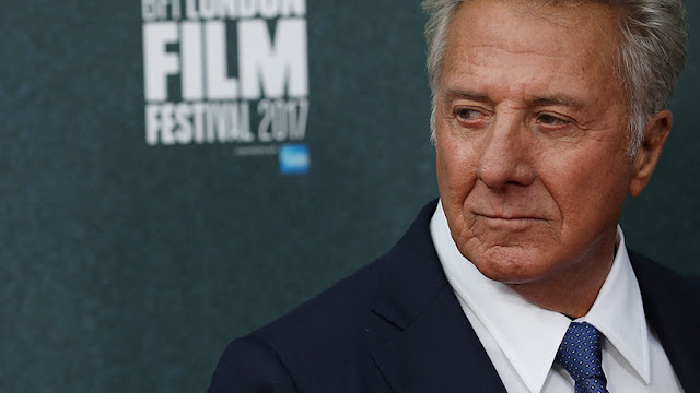 """""""Era un depredador y yo una niña"""": Acusan de acoso sexual al actor Dustin Hoffman"""