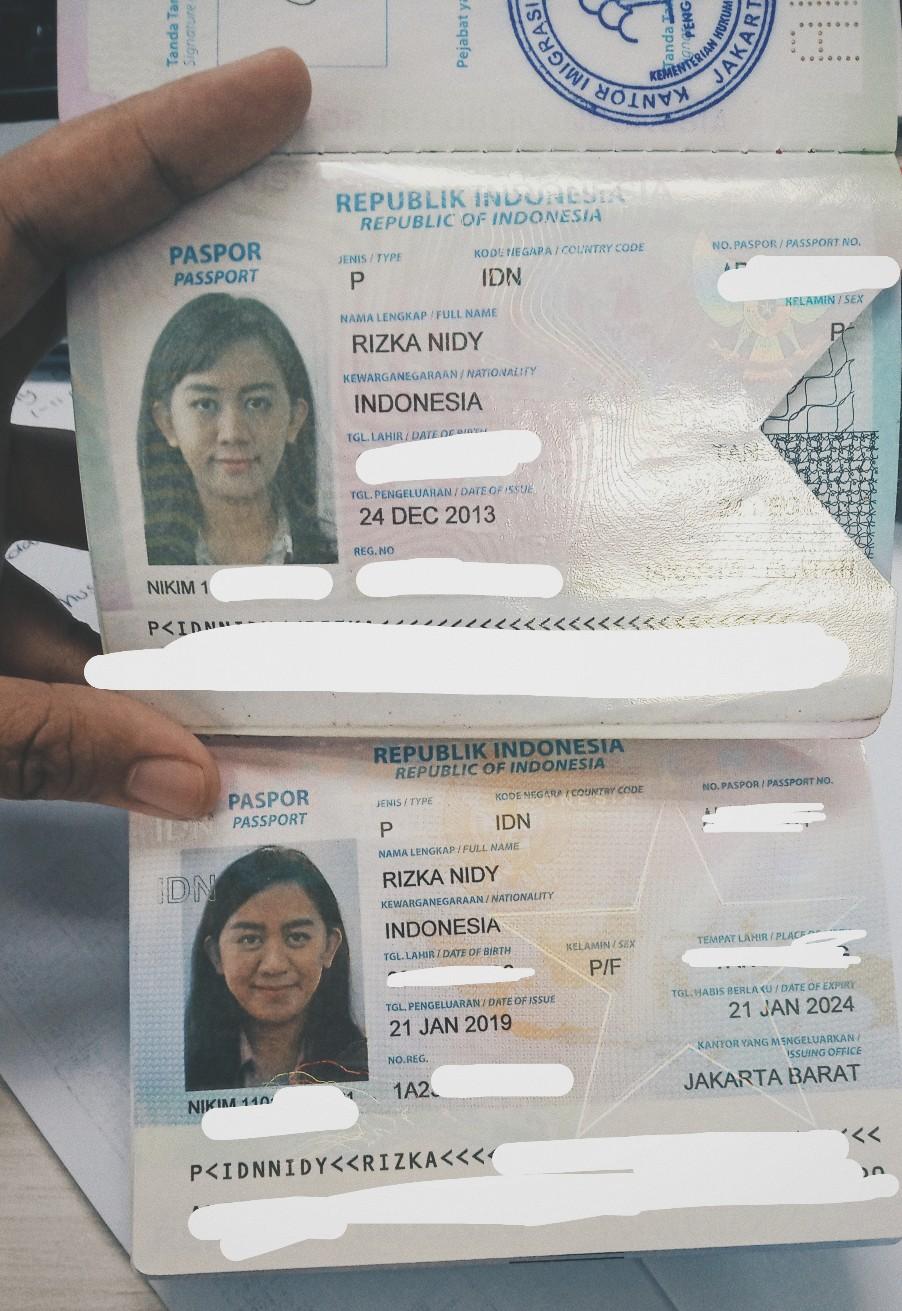 cara dapat kuota antrian paspor online