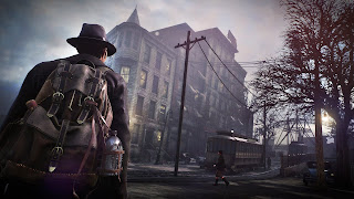 The Sinking City PS3 Wallpaper