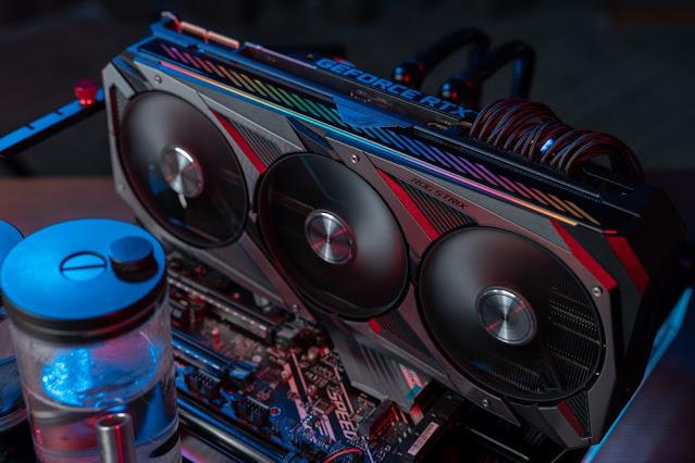 ASUS anuncia a Serie 30 de Placas Gráficas NVIDIA GeForce: ROG Strix, TUF Gaming e Dual NVIDIA GeForce