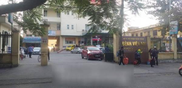 """Bắt trưởng phòng điều dưỡng bệnh viện Nhi Nam Định, liên quan đến vụ """"ăn bớt"""" thuốc rồi tuồn ra ngoài bán"""