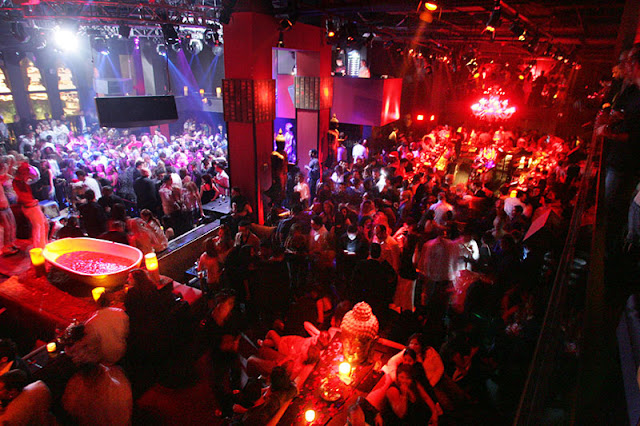Dicas de Las Vegas: Os diferencias da Balada Chateau Nightclub and Garden em Las Vegas