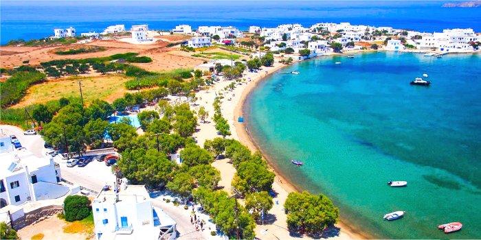 I migliori alloggi economici a Milos
