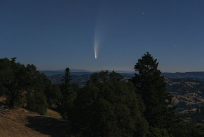 NEOWISE Comet- Chances are still awaiting to Witness the Rare new Comet