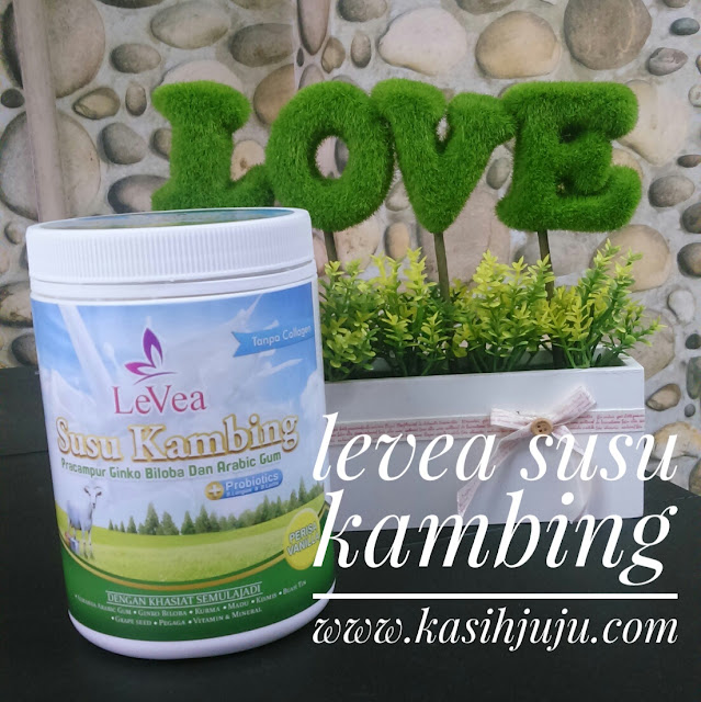 Review : Levea Susu Kambing