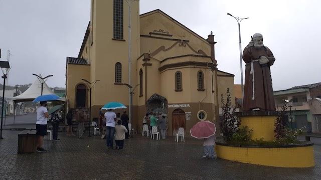 ROMARIA 2020: A fé que não se abala e que se mantem firme em meio a pandemia