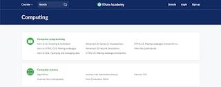 Situs coding gratis Khan Academy