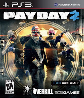 PAYDAY 2 PS3 TORRENT
