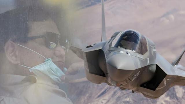 Saat Prabowo Sambangi Pentagon AS: Bidik Jet Tempur F-35?