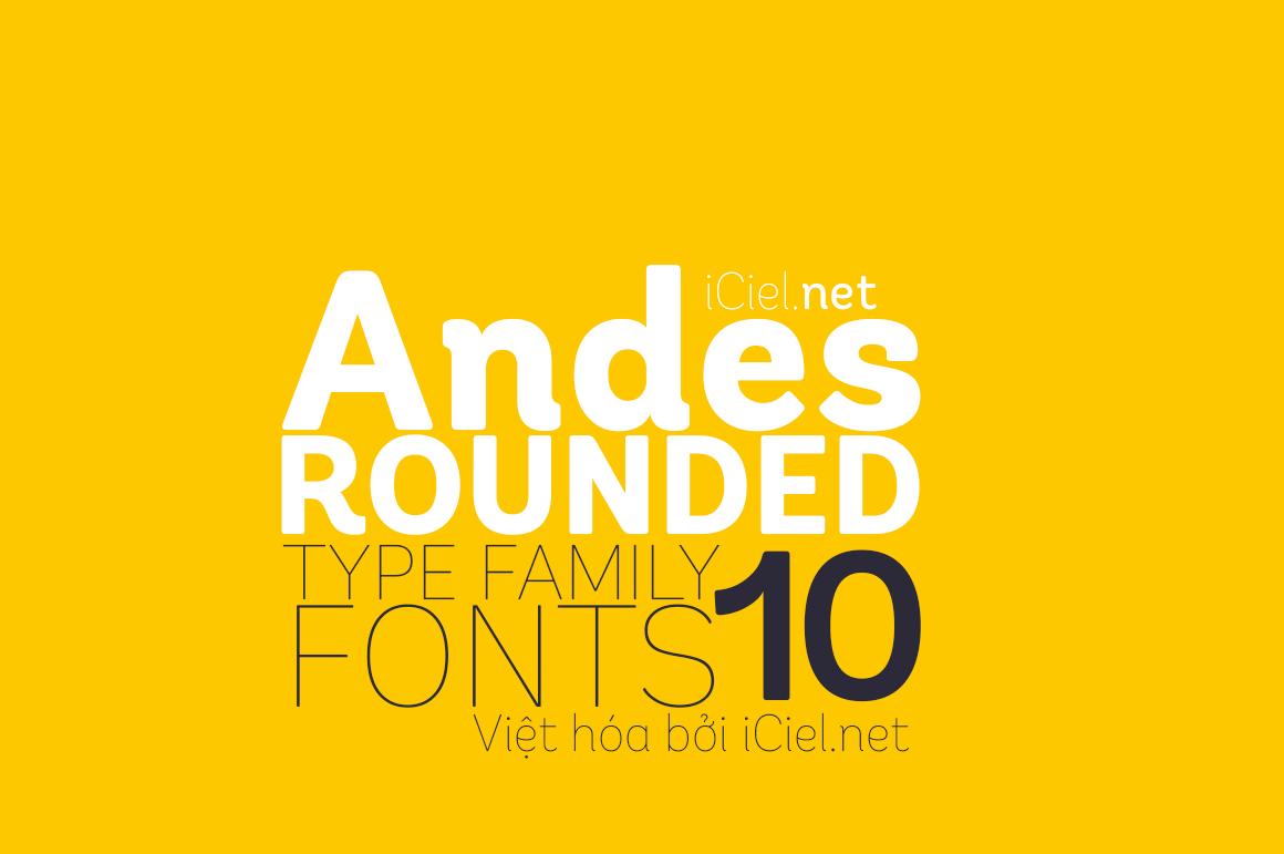iCiel free font