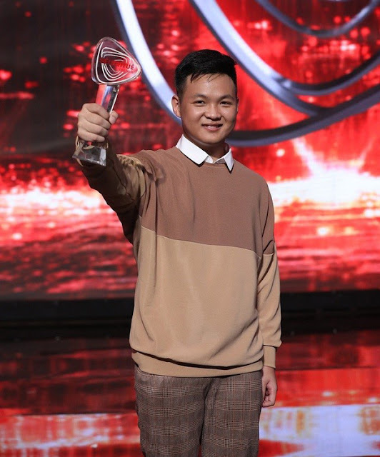 Hà Việt Hoàng thắng 150 triệu Ai Là Triệu Phú