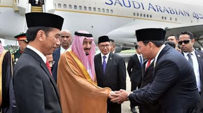 Ahok Salaman dengan Raja Salman, KH Arifin Ilham: Semoga Dapat Hidayah