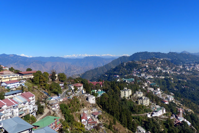 PLACES TO VISIT IN MASSOURIE   मसूरी