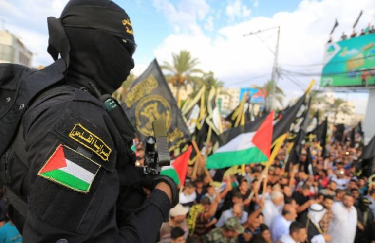 Komandan Faksi Jihad Islam Gugur Diserang Israel