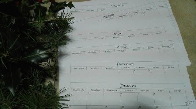 planner mensal, planeamento mensal, planear mês