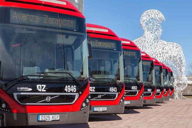 El bus de Zaragoza, en pésimas condiciones