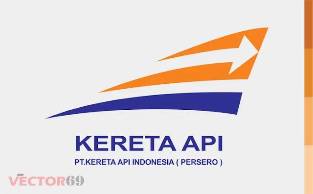 Logo Kereta Api Indonesia (KAI) (2010-2020) - Download Vector File AI (Adobe Illustrator)