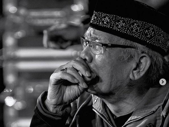 Ayah artis Tantri Kotak