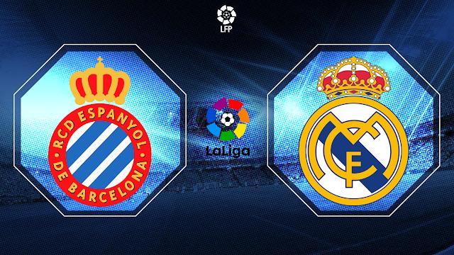 موعد مباراة ريال مدريد ضد إسبانيول مساء اليوم والقنوات الناقلة لحساب منافسات الجولة الثانية والثلاثين من الليجا الإسبانية