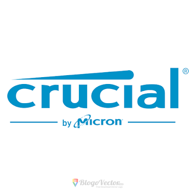 Crucial Technology Logo Vector