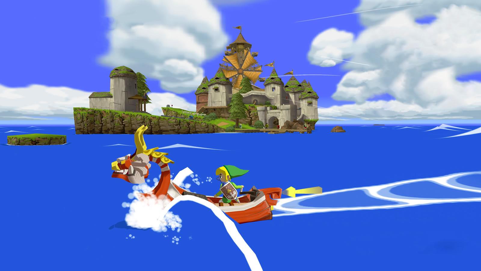 Zelda - Wind Waker
