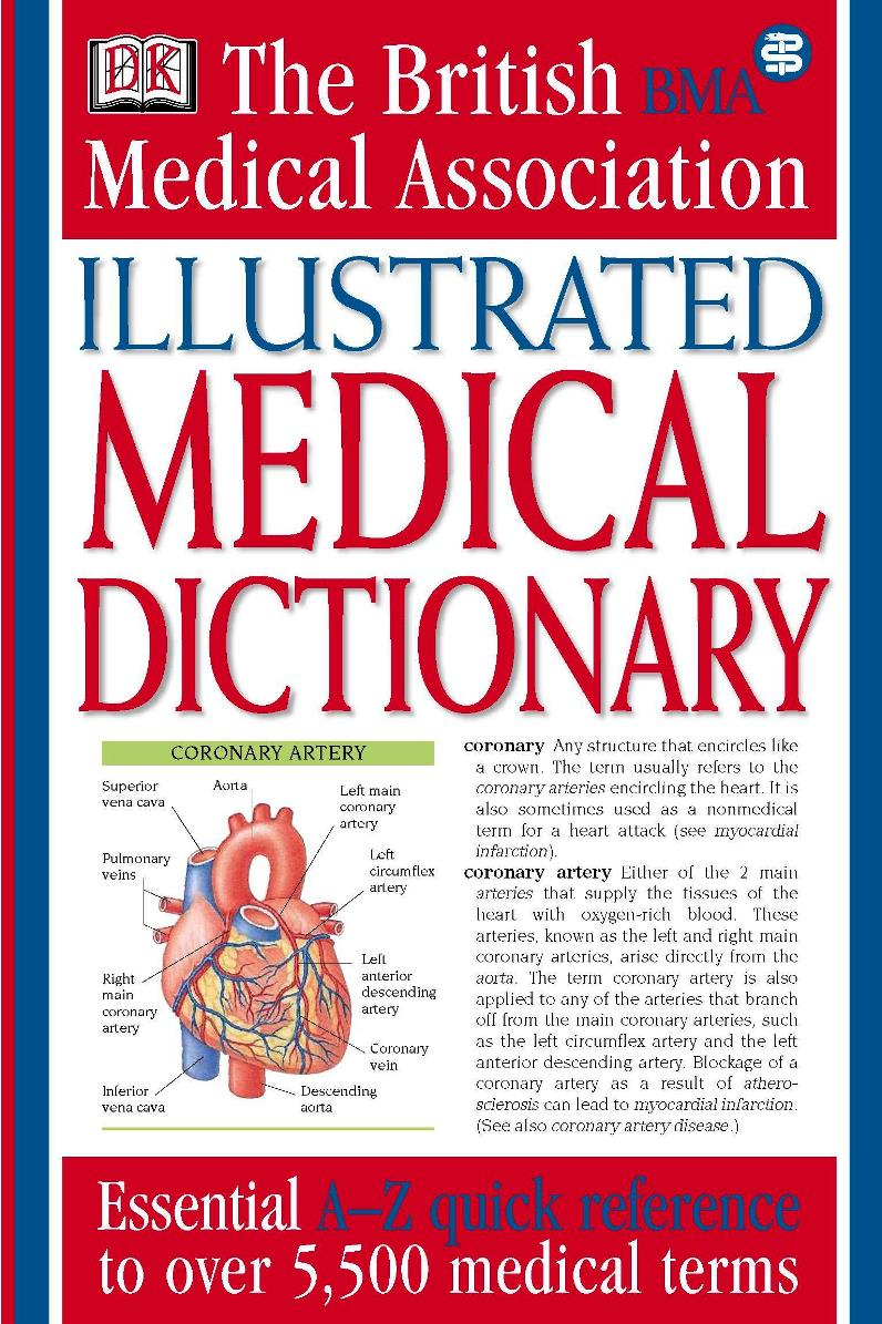 BMA Illustrated Medical Dictionary – DK