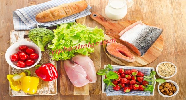 Düşük Kalori İle Sağlıklı Diyet