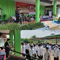 Ketua Pejuang Subuh Tembilahan INHIL dan Wakil Bupati Indragiri Hilir  Kukuhkan Pejuang Subuh Kecamatan Keritang