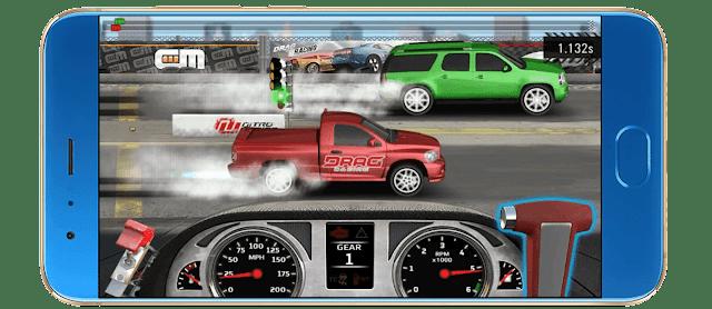 أقوى لعبة سباق سيارات 4×4 Racing للأندرويد