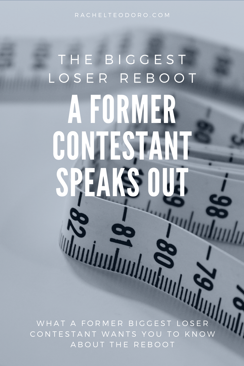 What a former biggest loser contestant wants you to know about the reboot