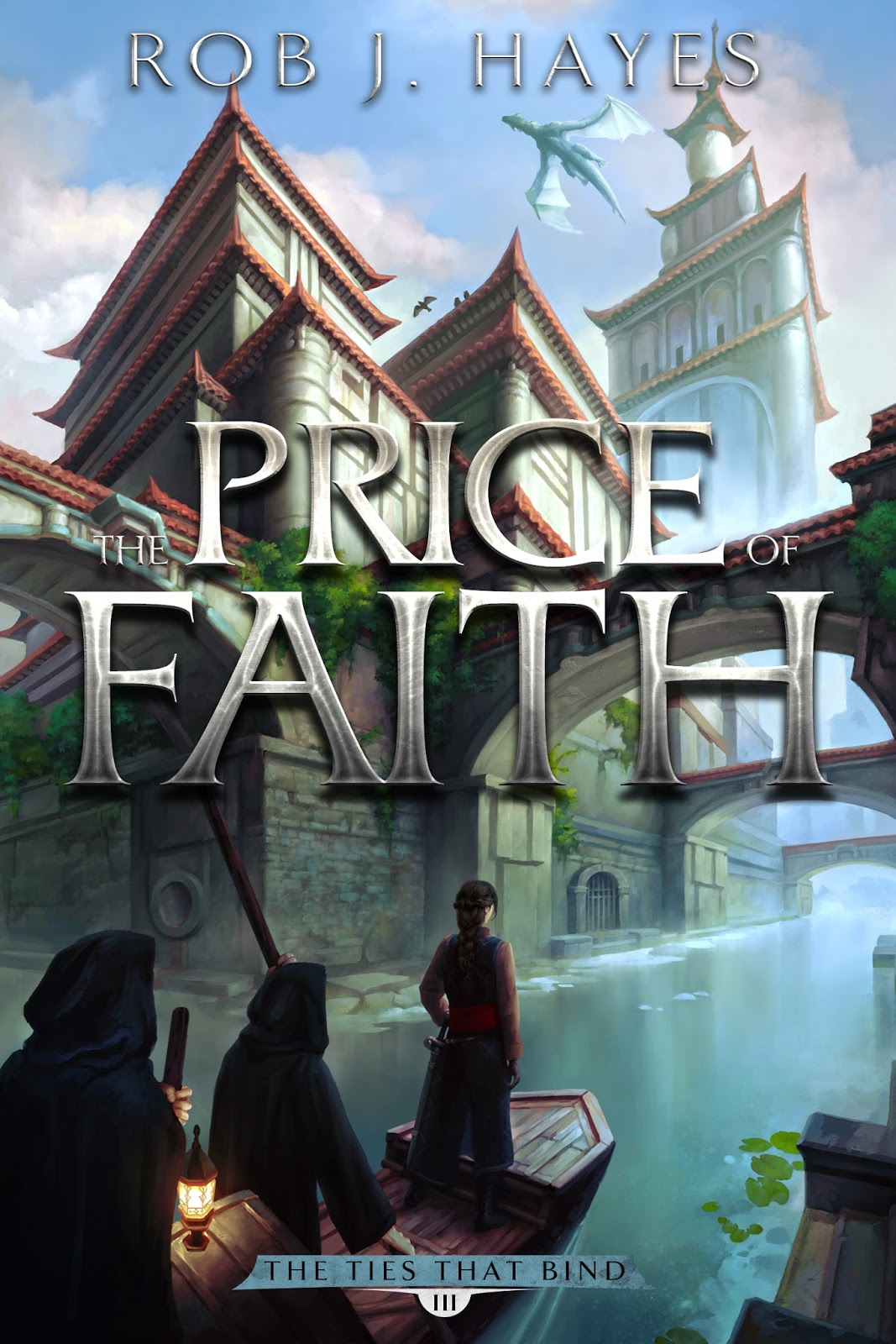 Rereview: The Price Of Faith By Rob J Hayes (reviewed By Mihir Wanchoo)