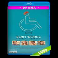 No te preocupes, no irá lejos (2018) Full HD 1080p Audio Dual Latino-Ingles