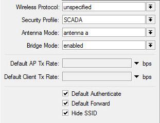 3 Sistem Keamanan dalam Wireless Mikrotik