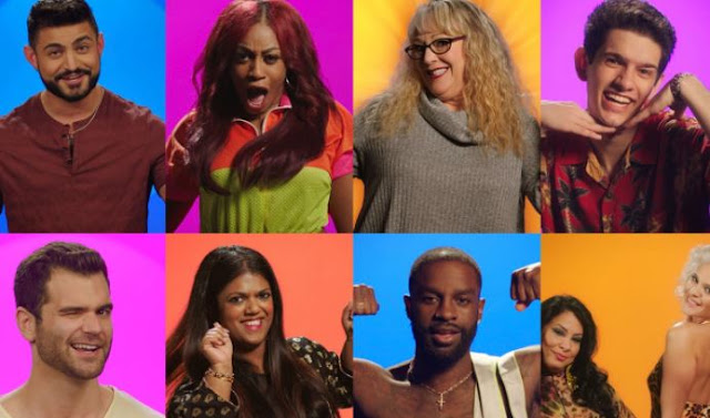 The Circle Game Season 3: Who are the Candidates? Instagram!